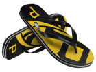 Pittsburgh Pirates Forever Collectibles Big Logo Flip Flop 2015 Apparel & Accessories