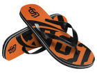 San Francisco Giants Forever Collectibles Big Logo Flip Flop 2015 Apparel & Accessories