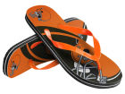 Cleveland Browns Forever Collectibles Big Logo Flip Flop 2015 Apparel & Accessories