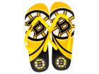 Boston Bruins Forever Collectibles Big Logo Flip Flop 2015 Apparel & Accessories