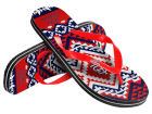 St. Louis Cardinals Forever Collectibles Women's Aztec Flip Flops Apparel & Accessories