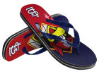 St. Louis Cardinals Forever Collectibles Youth Mascot Flip Flops Apparel & Accessories