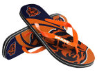 Chicago Bears Forever Collectibles Youth Mascot Flip Flops Apparel & Accessories