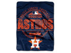 Houston Astros The Northwest Company Micro Raschel 46inch x 60inch Structure Blanket Bed & Bath