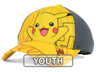 Pokemon Youth Action Pose Snapback Hat Adjustable Hats