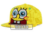 Nickelodeon Youth Spongebob Big Face Snapback Hat Adjustable Hats