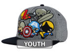 Marvel Marvel Heather Snapback Hat Adjustable Hats
