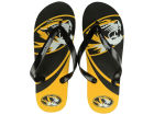 Missouri Tigers Forever Collectibles Athletic Slide Flip Flop Apparel & Accessories