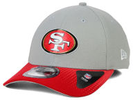 New Era 2015 NFL Draft Gray 39THIRTY Cap Stretch Fitted Hats