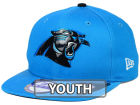 Carolina Panthers New Era 2015 NFL Kids Draft 9FIFTY Original Fit Snapback Cap Adjustable Hats