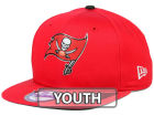 Tampa Bay Buccaneers New Era 2015 NFL Kids Draft 9FIFTY Original Fit Snapback Cap Adjustable Hats
