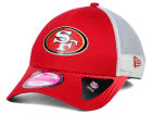 San Francisco 49ers New Era NFL 2015 Women's Draft 9FORTY Cap Adjustable Hats