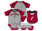 Cincinnati Bearcats Outerstuff NCAA Newborn Little Kicker Set Outfits