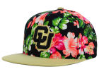 Colorado Buffaloes Top of the World NCAA Waverunner Snapback Hat Adjustable Hats