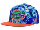 Florida Gators Top of the World NCAA Waverunner Snapback Hat Adjustable Hats