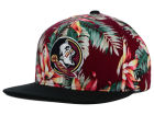 Florida State Seminoles Top of the World NCAA Waverunner Snapback Hat Adjustable Hats