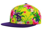 LSU Tigers Top of the World NCAA Waverunner Snapback Hat Adjustable Hats