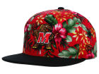 Maryland Terrapins Top of the World NCAA Waverunner Snapback Hat Adjustable Hats