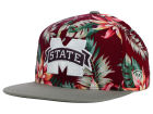 Mississippi State Bulldogs Top of the World NCAA Waverunner Snapback Hat Adjustable Hats