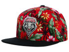 New Mexico Lobos Top of the World NCAA Waverunner Snapback Hat Adjustable Hats
