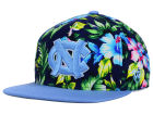 North Carolina Tar Heels Top of the World NCAA Waverunner Snapback Hat Adjustable Hats
