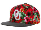 Oklahoma Sooners Top of the World NCAA Waverunner Snapback Hat Adjustable Hats