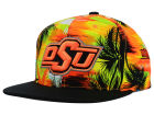Oklahoma State Cowboys Top of the World NCAA Waverunner Snapback Hat Adjustable Hats