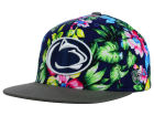 Penn State Nittany Lions Top of the World NCAA Waverunner Snapback Hat Adjustable Hats