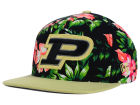 Purdue Boilermakers Top of the World NCAA Waverunner Snapback Hat Adjustable Hats