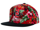 San Diego State Aztecs Top of the World NCAA Waverunner Snapback Hat Adjustable Hats