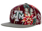 Texas A&M Aggies Top of the World NCAA Waverunner Snapback Hat Adjustable Hats