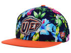 UTEP Miners Top of the World NCAA Waverunner Snapback Hat Adjustable Hats