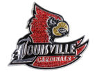 Louisville Cardinals Crystal Pin Jewelry