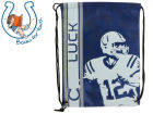 Indianapolis Colts Andrew Luck Forever Collectibles Big Logo Drawstring Backpack Luggage, Backpacks & Bags