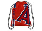 Los Angeles Angels of Anaheim Forever Collectibles Big Logo Drawstring Backpack Luggage, Backpacks & Bags