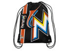 Miami Marlins Forever Collectibles Big Logo Drawstring Backpack Luggage, Backpacks & Bags