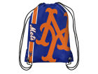 New York Mets Forever Collectibles Big Logo Drawstring Backpack Luggage, Backpacks & Bags