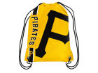 Pittsburgh Pirates Forever Collectibles Big Logo Drawstring Backpack Luggage, Backpacks & Bags