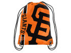 San Francisco Giants Forever Collectibles Big Logo Drawstring Backpack Luggage, Backpacks & Bags