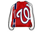 Washington Nationals Forever Collectibles Big Logo Drawstring Backpack Luggage, Backpacks & Bags