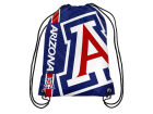 Arizona Wildcats Forever Collectibles Big Logo Drawstring Backpack Luggage, Backpacks & Bags