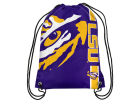 LSU Tigers Forever Collectibles Big Logo Drawstring Backpack Luggage, Backpacks & Bags