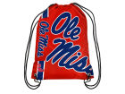 Mississippi Rebels Forever Collectibles Big Logo Drawstring Backpack Luggage, Backpacks & Bags