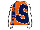 Syracuse Orange Forever Collectibles Big Logo Drawstring Backpack Luggage, Backpacks & Bags