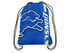 Detroit Lions Forever Collectibles Big Logo Drawstring Backpack Luggage, Backpacks & Bags