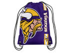 Minnesota Vikings Forever Collectibles Big Logo Drawstring Backpack Luggage, Backpacks & Bags