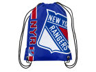 New York Rangers Forever Collectibles Big Logo Drawstring Backpack Luggage, Backpacks & Bags