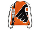 Philadelphia Flyers Forever Collectibles Big Logo Drawstring Backpack Luggage, Backpacks & Bags