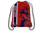 St. Louis Cardinals Yadier Molina Forever Collectibles Player Elite Drawstring Backpack Luggage, Backpacks & Bags