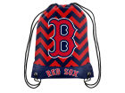Boston Red Sox Forever Collectibles Women's Chevron Drawstring Backpack Luggage, Backpacks & Bags